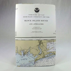 Block island sound and approaches chart 13205tr
