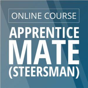 Online Apprentice Mate (Steersman) Course Image