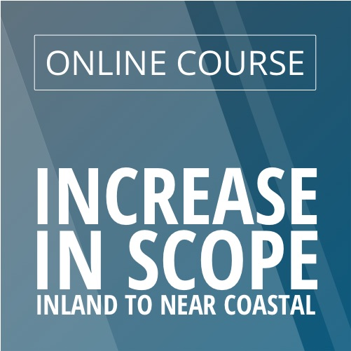 Online Increase in Scope Captains License Course image