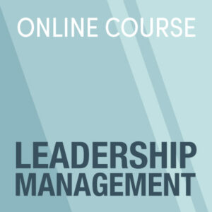 Leadership and managerial skills online course image