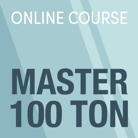 master captains license up to 100 ton image