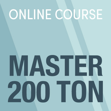 upgrade 100 ton to two hundred ton master captains license