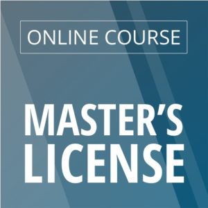 image of online master captains license course