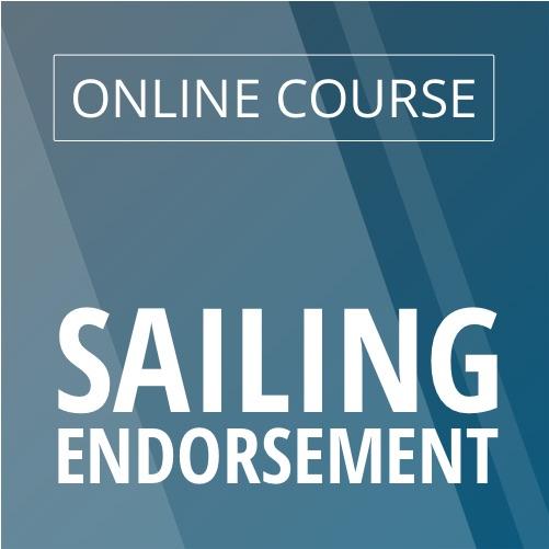 Online Sailing Endorsement Course image