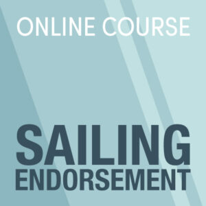 Sailing endorsement online course image