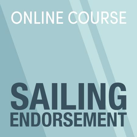 Sailing endorsement online course image