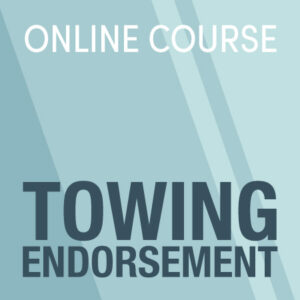 Towing endorsement course image