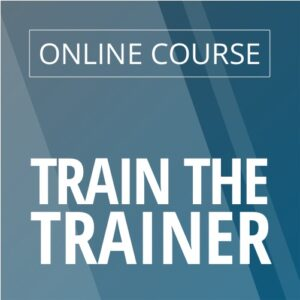Online Train the Trainer Course image.