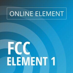 Online FCC Element 1 - Marine Operator Permit Image