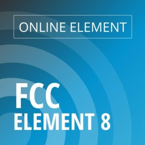 Online FCC Element 8 - Ship Radar Endorsement Image