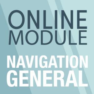 Navigation General online captains license module