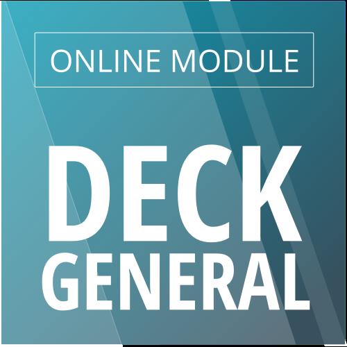 Online Deck General Module Image