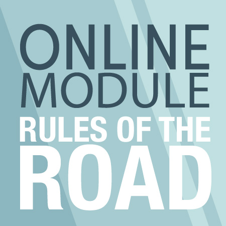 Captains License Rules of the Road Online Module