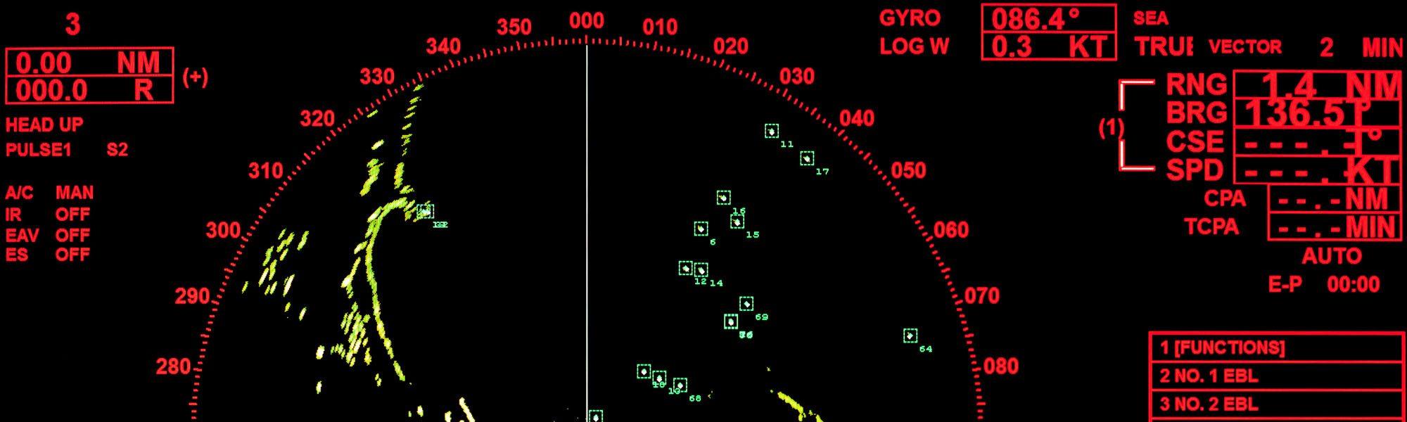 Ship Radar Endorsement